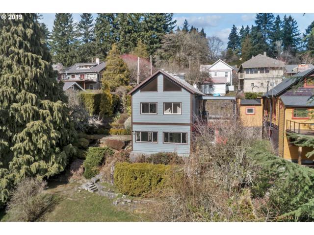 382 SW Hamilton Ct, Portland, OR 97239 (MLS #19209394) :: McKillion Real Estate Group