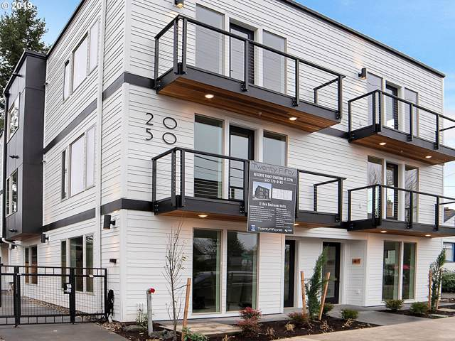 2050 N Killingsworth St #4, Portland, OR 97217 (MLS #19213248) :: Next Home Realty Connection