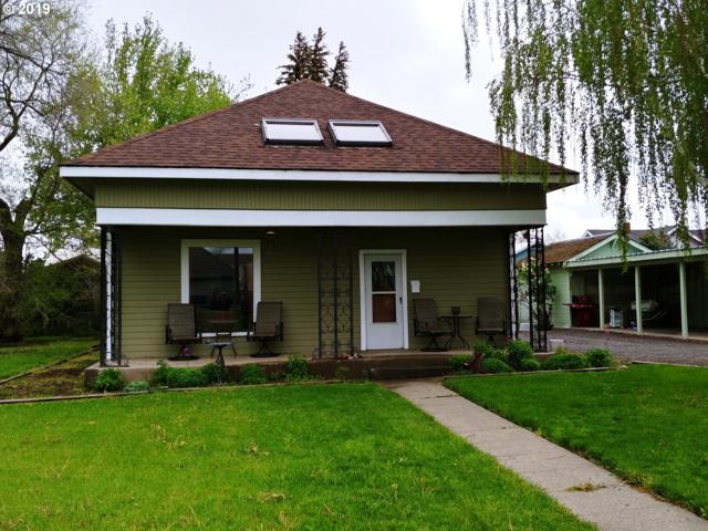 105 W Logan St, Enterprise, OR 97828 (MLS #19213619) :: Fox Real Estate Group