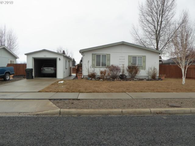 950 L St, Baker City, OR 97814 (MLS #19214904) :: Change Realty