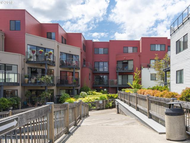 930 NW Naito Pkwy K-21, Portland, OR 97209 (MLS #19215960) :: Change Realty