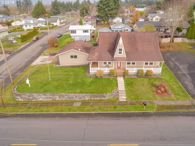 425 Columbia St, Cathlamet, WA 98612 (MLS #19217415) :: Townsend Jarvis Group Real Estate