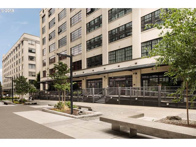 1400 NW Irving St #518, Portland, OR 97209 (MLS #19222247) :: McKillion Real Estate Group