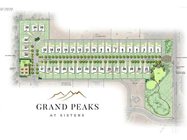 1131 N Jantzen Ct, Sisters, OR 97759 (MLS #19225696) :: Townsend Jarvis Group Real Estate