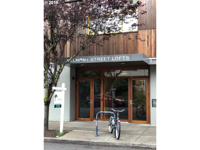 915 SE 35TH Ave #303, Portland, OR 97214 (MLS #19227362) :: Townsend Jarvis Group Real Estate