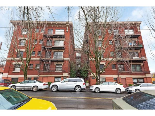 1829 NW Lovejoy St #109, Portland, OR 97209 (MLS #19229371) :: Change Realty