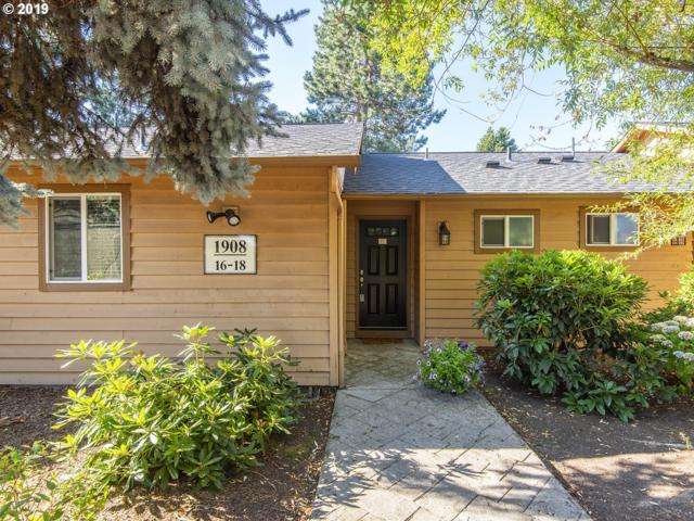 1908 NW 143RD Ave #17, Portland, OR 97229 (MLS #19244210) :: Change Realty
