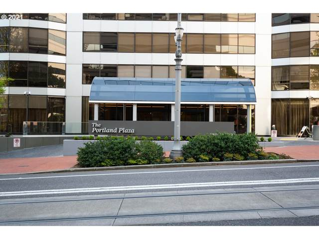 1500 SW 5TH Ave #204, Portland, OR 97201 (MLS #19249750) :: Next Home Realty Connection