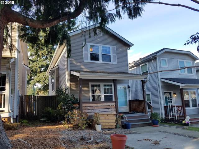 10161 N Ziegler Ave, Portland, OR 97203 (MLS #19250632) :: The Liu Group