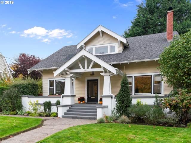 2818 NE 15TH Ave, Portland, OR 97212 (MLS #19254894) :: Skoro International Real Estate Group LLC