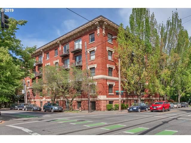 1829 NW Lovejoy St #301, Portland, OR 97209 (MLS #19278383) :: The Lynne Gately Team