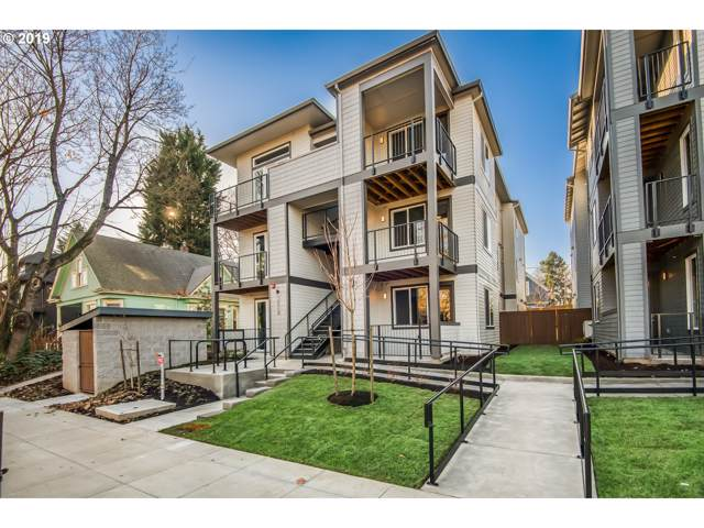 3549 N Gantenbein Ave #201, Portland, OR 97227 (MLS #19281279) :: Change Realty