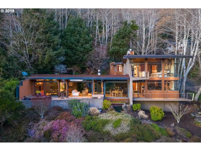 218 Horizon Hill Rd, Yachats, OR 97498 (MLS #19283281) :: Fox Real Estate Group