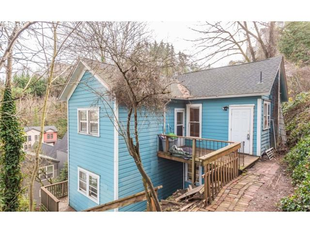 1817 SW Cable Ave, Portland, OR 97201 (MLS #19291519) :: Homehelper Consultants