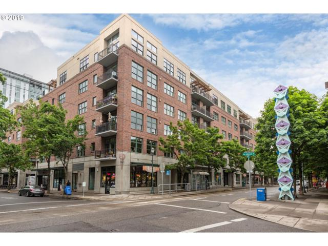 821 NW 11TH Ave #305, Portland, OR 97209 (MLS #19307247) :: Townsend Jarvis Group Real Estate