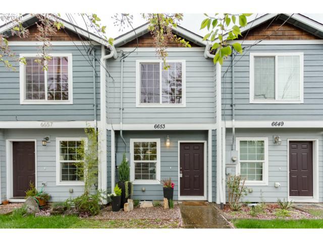 6653 N Columbia Way, Portland, OR 97203 (MLS #19317985) :: Homehelper Consultants