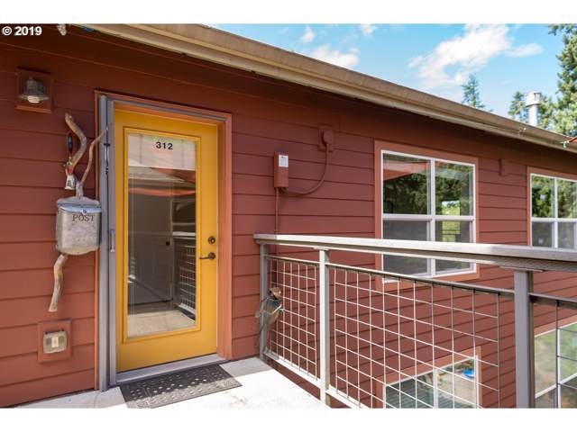 9601 NW Leahy Rd #312, Portland, OR 97229 (MLS #19318475) :: Change Realty