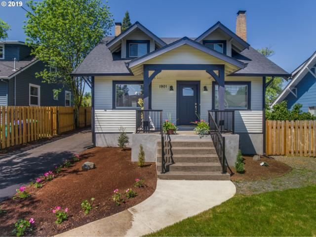 1901 SE Courtney Ave, Milwaukie, OR 97222 (MLS #19331453) :: Townsend Jarvis Group Real Estate