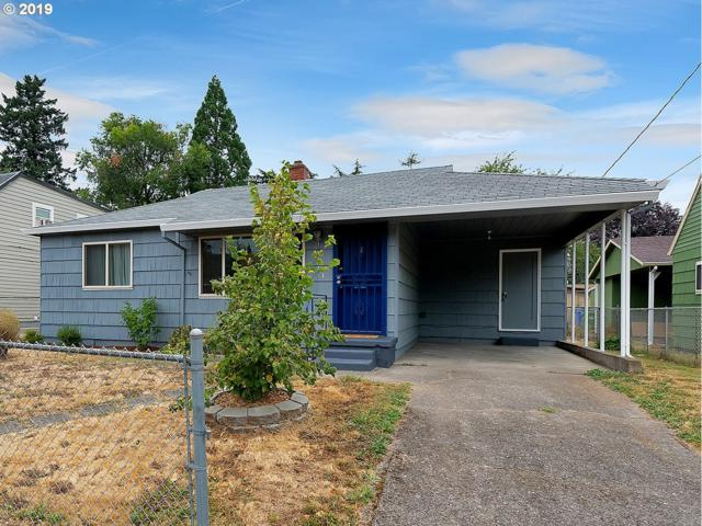 10615 SE Boise St, Portland, OR 97266 (MLS #19345203) :: Next Home Realty Connection