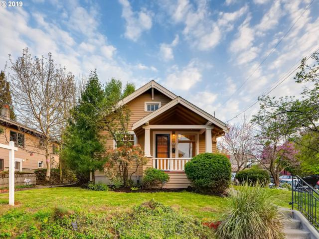 4804 SE Sherman St, Portland, OR 97215 (MLS #19349098) :: TLK Group Properties