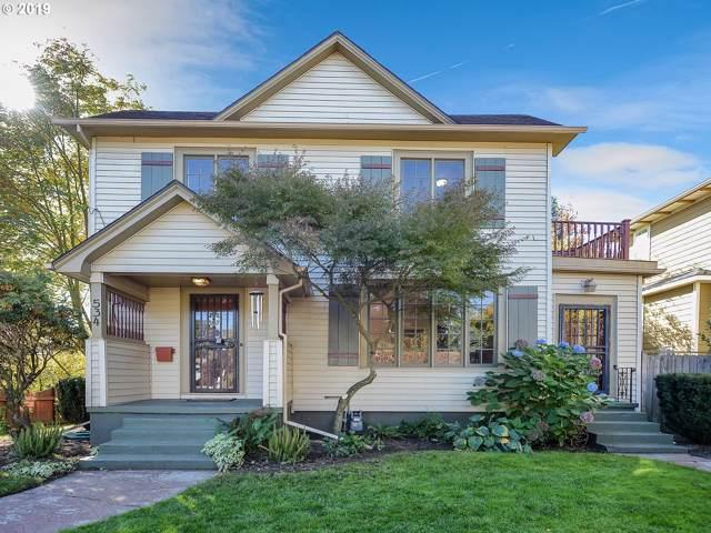 534 NE Prescott St, Portland, OR 97211 (MLS #19361414) :: Next Home Realty Connection