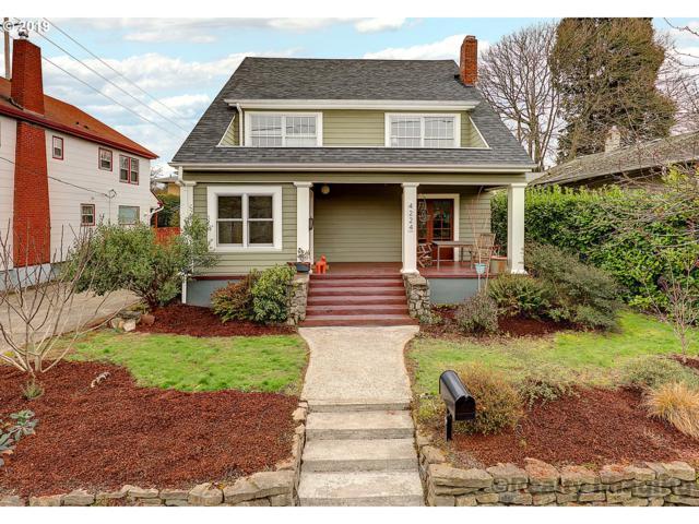 4224 NE 29TH Ave, Portland, OR 97211 (MLS #19368756) :: Portland Lifestyle Team