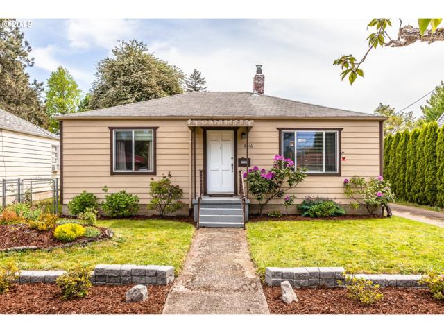 8016 SE Woodward St, Portland, OR 97206 (MLS #19371218) :: Townsend Jarvis Group Real Estate