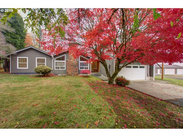 8720 SE 245TH Ave, Damascus, OR 97089 (MLS #19373025) :: Matin Real Estate Group