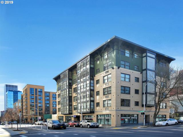 1134 SW Jefferson St #506, Portland, OR 97201 (MLS #19373926) :: The Galand Haas Real Estate Team