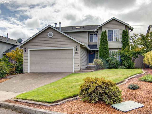 620 NW 176TH Ct, Beaverton, OR 97006 (MLS #19376418) :: Change Realty