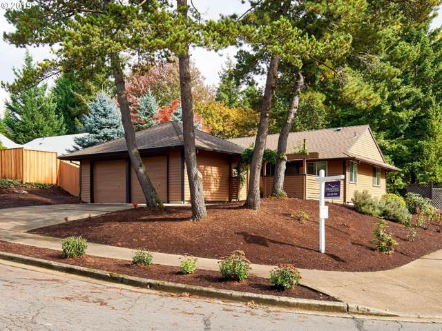 5412 NW Burning Tree Ct, Portland, OR 97229 (MLS #19379581) :: Next Home Realty Connection