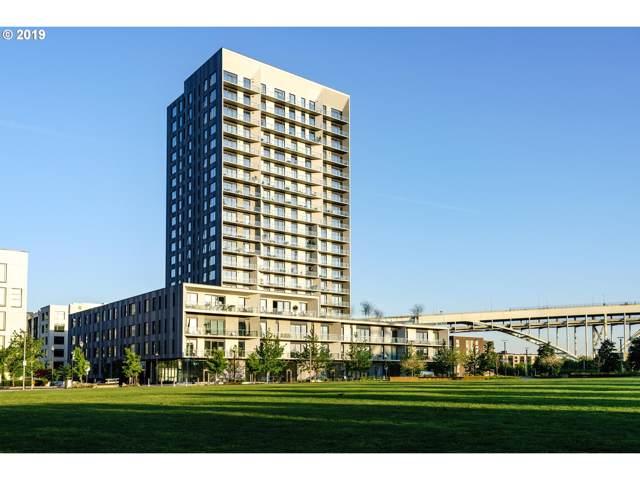 1150 NW Quimby St #1510, Portland, OR 97209 (MLS #19381567) :: Homehelper Consultants