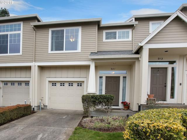921 SE Handel Pl, Hillsboro, OR 97123 (MLS #19385583) :: Portland Lifestyle Team