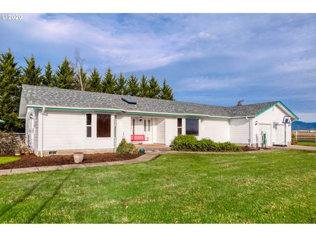 91696 Green Hill Rd, Junction City, OR 97448 (MLS #19405895) :: Brantley Christianson Real Estate