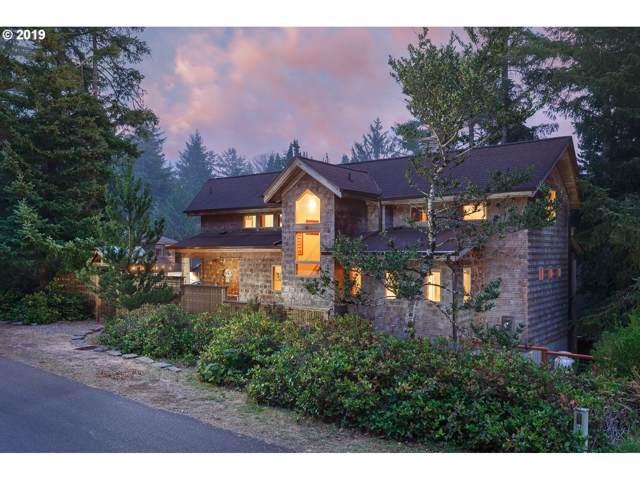 194 Ocean Ave, Manzanita, OR 97130 (MLS #19406485) :: Song Real Estate