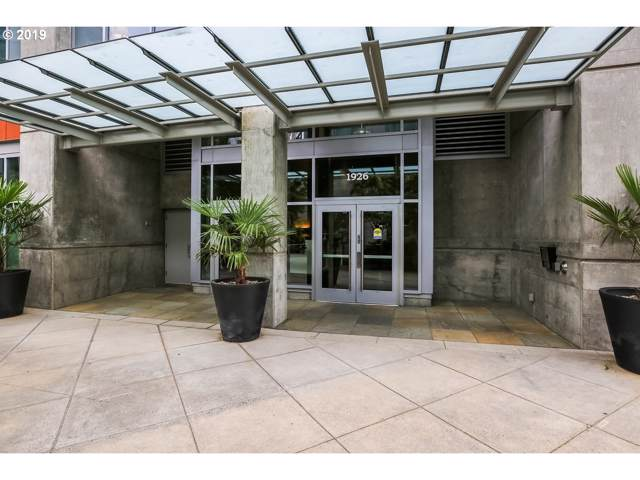 1926 W Burnside St #914, Portland, OR 97209 (MLS #19411211) :: Next Home Realty Connection