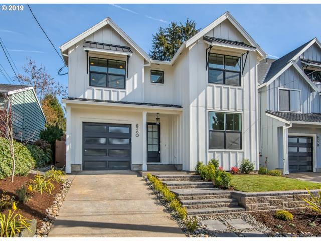 8260 SW 8TH Ave, Portland, OR 97219 (MLS #19451189) :: Song Real Estate