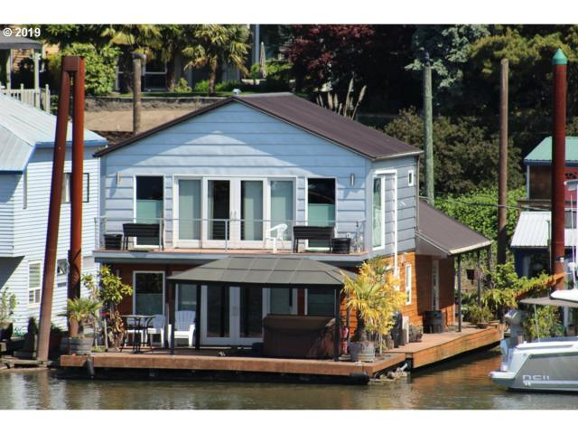 400 N Tomahawk Island Dr, Portland, OR 97217 (MLS #19461326) :: Townsend Jarvis Group Real Estate