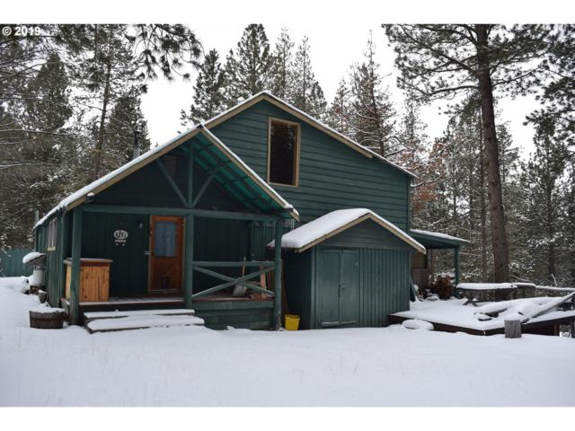 51992 Old Wickiup Rd, La Pine, OR 97739 (MLS #19487426) :: TLK Group Properties