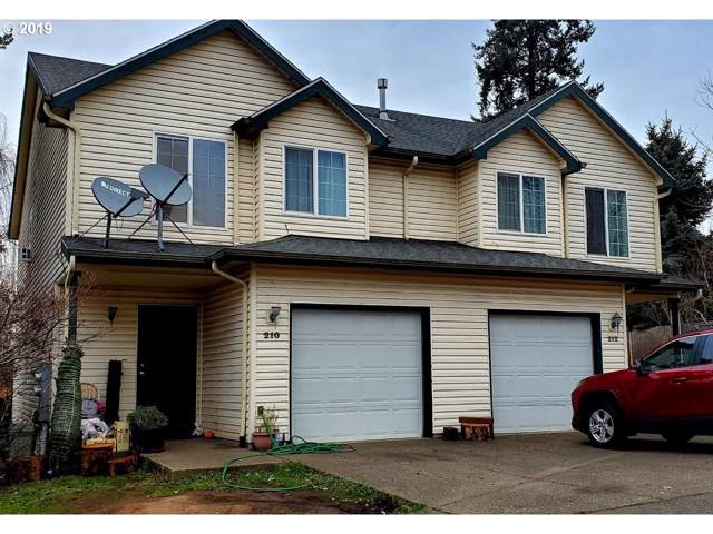 210 Westfield St, Silverton, OR 97381 (MLS #19489349) :: Next Home Realty Connection