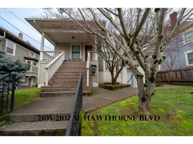 -1 SE Hawthorne Blvd, Portland, OR 97214 (MLS #19492424) :: Change Realty