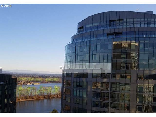 3601 SW River Pkwy #2703, Portland, OR 97239 (MLS #19499261) :: Fox Real Estate Group