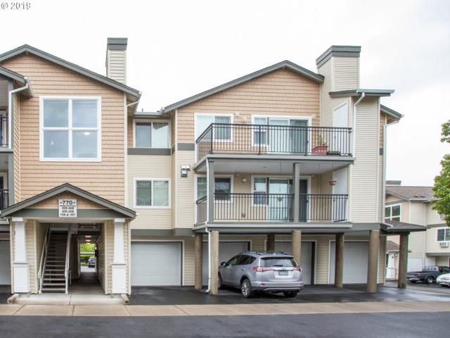 770 NW 185TH Ave #208, Beaverton, OR 97006 (MLS #19505104) :: Gregory Home Team | Keller Williams Realty Mid-Willamette