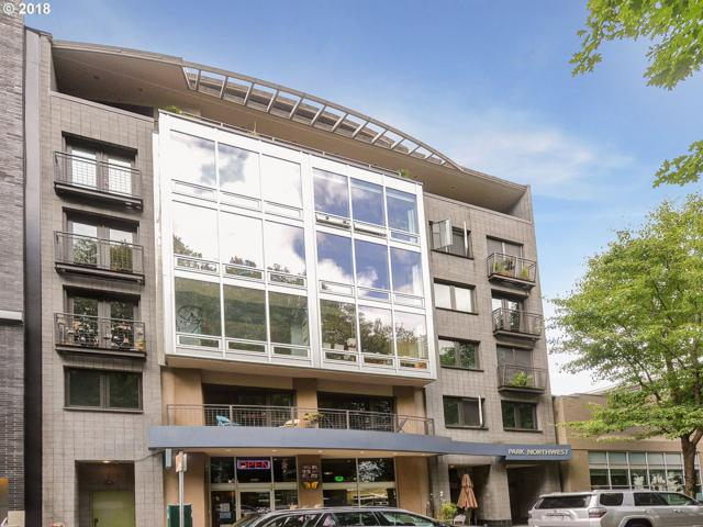 327 NW Park Ave Phw, Portland, OR 97209 (MLS #19505331) :: The Liu Group