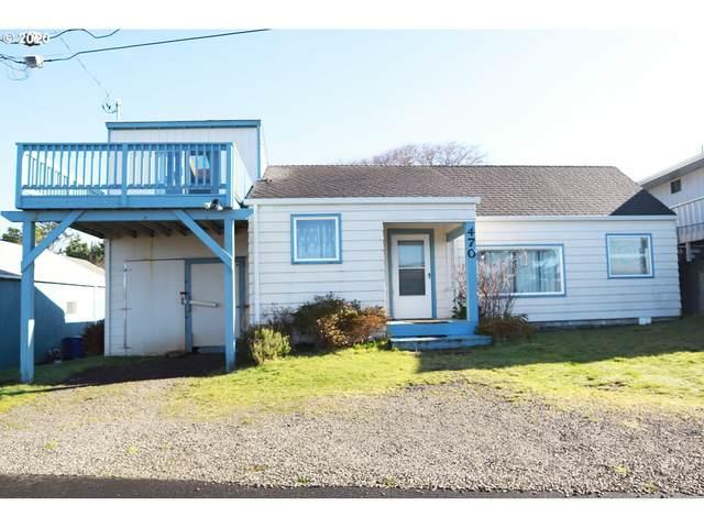 470 SW Coast Ave, Depoe Bay, OR 97341 (MLS #19544300) :: McKillion Real Estate Group