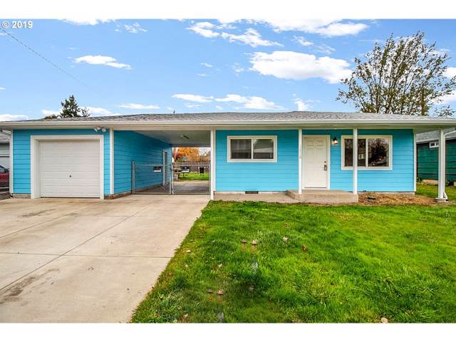 1378 Olympic St, Springfield, OR 97477 (MLS #19547461) :: Song Real Estate