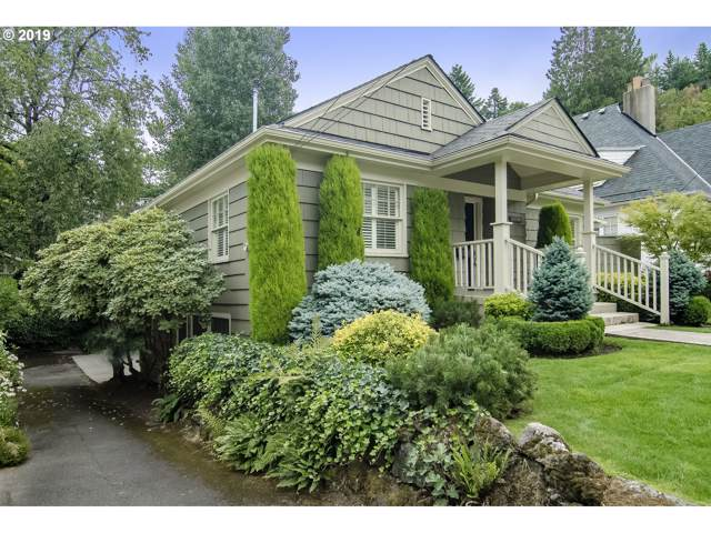 2738 SW Old Orchard Rd, Portland, OR 97201 (MLS #19547692) :: Next Home Realty Connection
