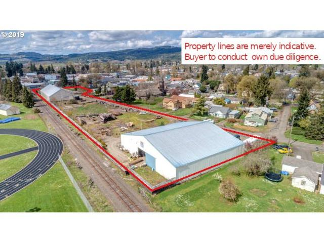 400 SE Grant St, Sheridan, OR 97378 (MLS #19565602) :: Fox Real Estate Group