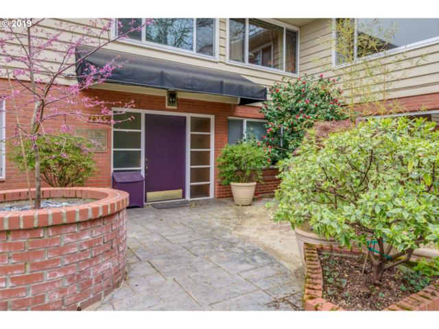 2355 SW Cedar St #12, Portland, OR 97205 (MLS #19575012) :: Cano Real Estate
