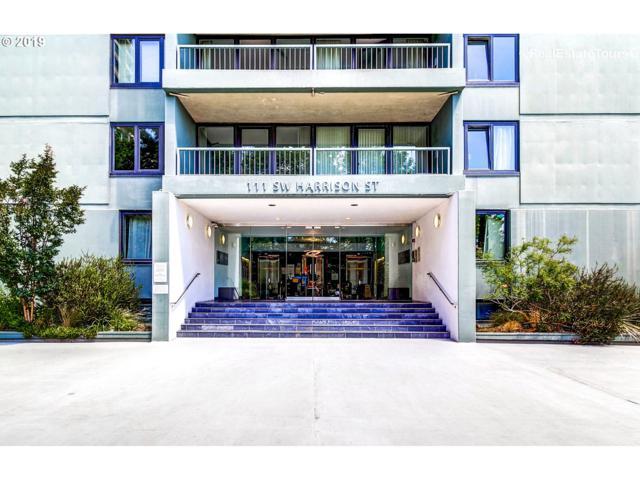 111 SW Harrison St 12B, Portland, OR 97201 (MLS #19575205) :: R&R Properties of Eugene LLC